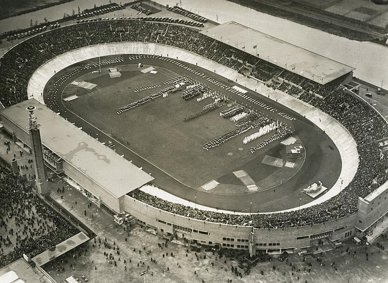 File:Olympic Stadium Amsterdam 1928 (large).jpg - Wikimedia Commons