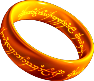 A representation of the Ruling Ring