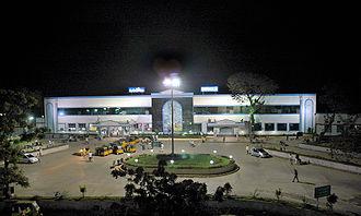 Ongole - Ongole railway station
