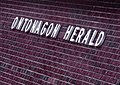 Ontonagon Herald - Michigan Small Newspaper (30809955271).jpg