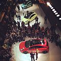 Opel CEO meets Supermodel Claudia Schiffer, 2014 Paris Motor Show.jpg
