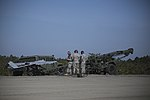 Operation Morning Coffee brings together the New Jersey National Guard and Marine Corps Reserve for joint exercise 150617-Z-NI803-025.jpg