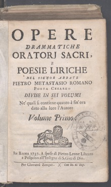 Opere drammatiche, oratorj sacri e poesie liriche (1737) (Source: Wikimedia)
