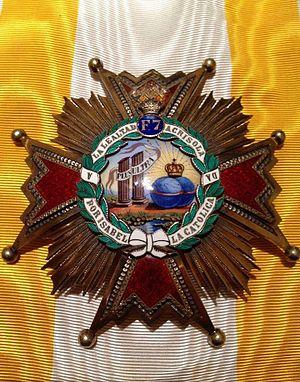 Angel Gil-Ordoñez - La Real Orden de Isabel la Católica (Royal Order of Isabella the Catholic)