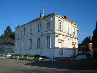 Orville, Pas-de-Calais Commune in Hauts-de-France, France