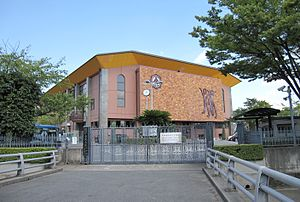 Osaka-Konko junior high school and high school.JPG
