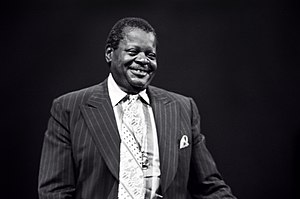 2007 in Canada - Oscar Peterson died December 23