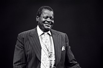 Oscar Peterson - Peterson in 1977