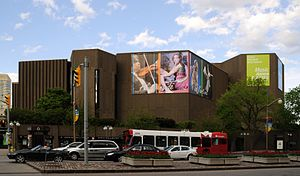Deutsch: Ottawa: National Arts Centre