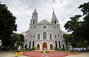 Our Lady of Chartres Chapel in St. Paul University Philippines