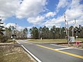 Ousley Rd Railroad Crossing.JPG