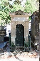 Tomb of Pesnelle, Malaquin and Ballauff