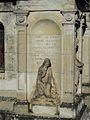 Périgueux cimetière nord tombeau Séguy-Rouchard statue.JPG