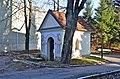 Pörtschach Winklern Karawankenblickstraße Ostermann-Kapelle West-Ansicht 03122013 977.jpg