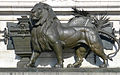 P1280506 Paris XI place Republique statue lion rwk.jpg