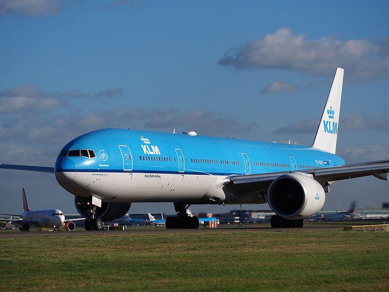 File:PH-BVF (aircraft) taxiing at Schiphol towards runway 36L pic3.JPG