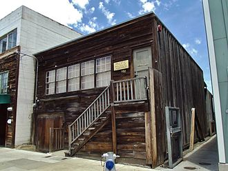 Ed Ricketts - Ricketts' lab at 800 Cannery Row