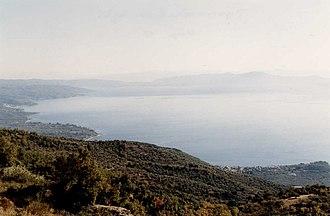 Magnesia (regional unit) - Pagasetic Gulf