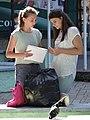 Pair of Girls Chatting - Chisinau - Moldova (35966115204).jpg