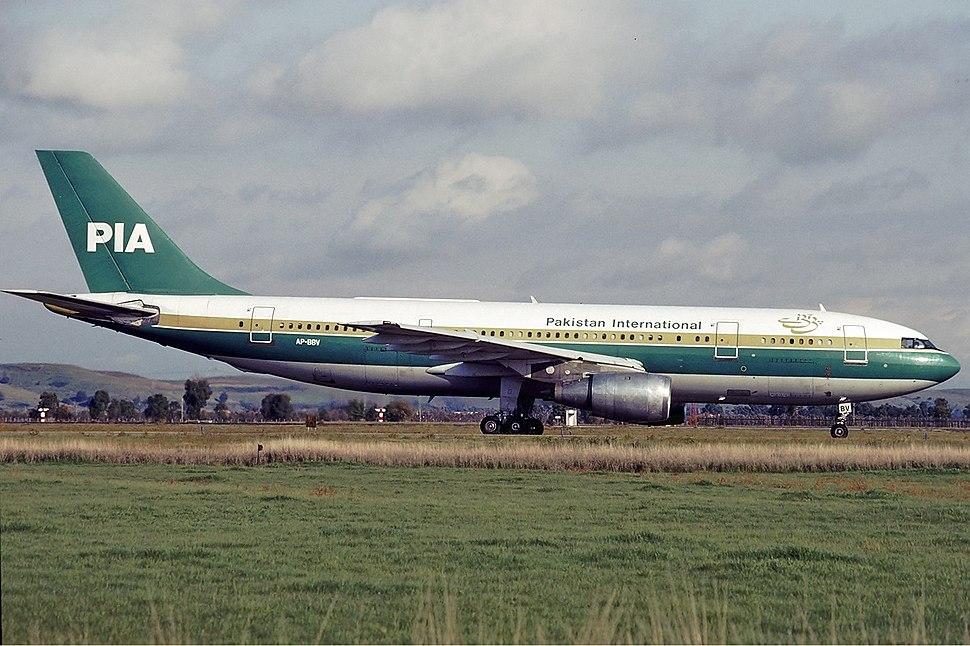 Pakistan Airbus A300 Bidini