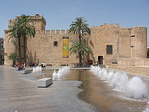 Elche - Altamira Castle in Elche