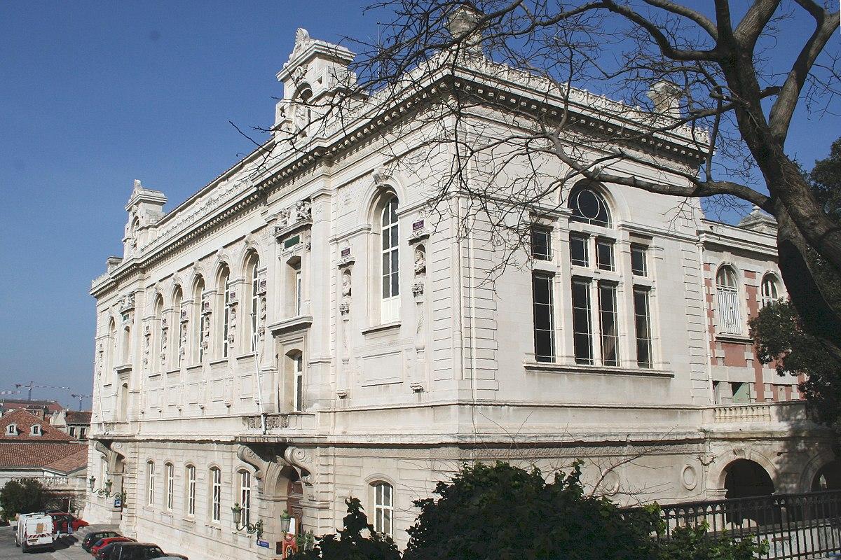 Palais des arts marseille wikip dia - Palais de diamant ...