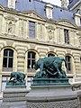 Palais du Louvre - Cour Lefuel -06.JPG
