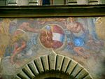 Palazzo mellini, stemma medici-asburgo d'austria.JPG