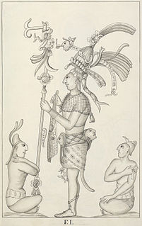 Ricardo Almendáriz Guatemalan artist working with Mesoamerican subject matter