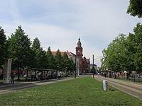 Pankow Breitestr tram stop.jpg