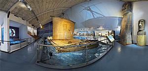 Kon-Tiki Museum - Kon-Tiki