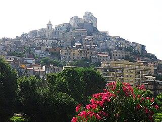 Ceccano Comune in Lazio, Italy