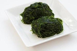 Green laver - Raw parae (green laver)