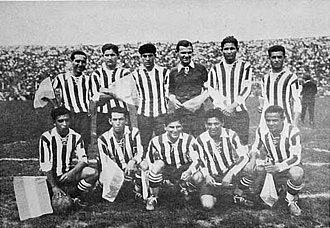Paraguay national football team - Paraguay at the 1929 South American Championship.