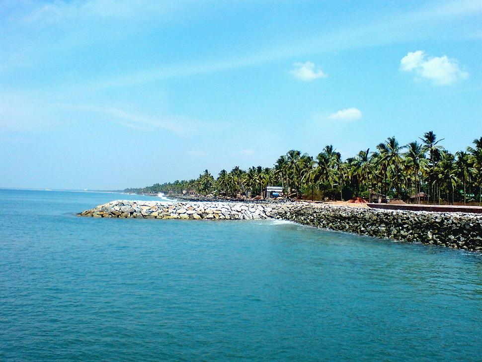 Paravur backwaters & beaches