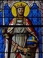 Paris (75017) Notre-Dame-de-Compassion Chapelle royale Saint-Ferdinand Vitrail 09.JPG