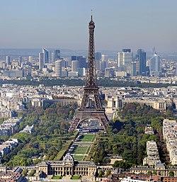巴黎 -  Eiffelturm和Marsfeld2.jpg