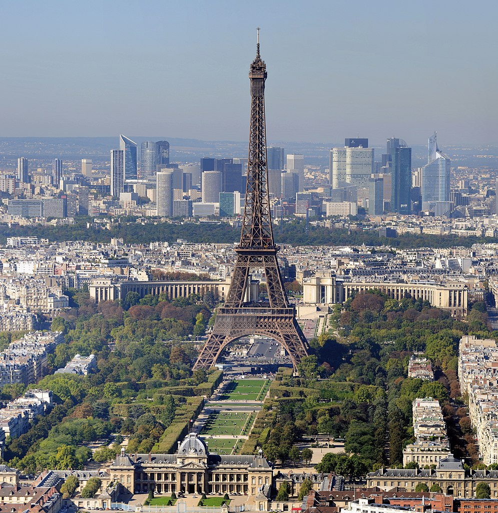 invånare i paris