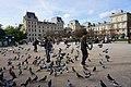 Paris 75004 Parvis Notre-Dame Préfecture de Police 20171009.jpg