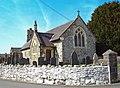 Parish church, Llanpumsaint - geograph.org.uk - 1207888.jpg