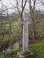 Parish church of Church of St Bridget at Llansantffraid Glyn Dyfrdwy (later re-named Carrog), Sr Ddinbych, Wales 36.jpg