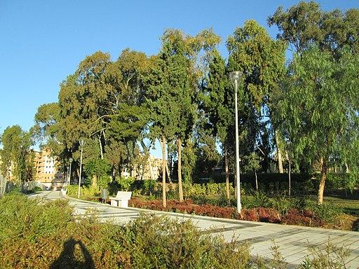 Parque Teatinos-Universidad