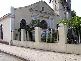 Mayarí - San Gregorio Nacianceno church