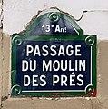 Passage du Moulin-des-Prés (Paris), février 2020 - panneau de rue.jpg