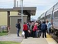 Passengers at Buffalo–Depew station, September 2016.jpg