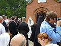 Patriarch Kirill in Memorial park 07.JPG