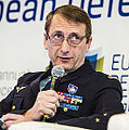 Patrick de Rousiers at the 2014 EDA European Defence Matters conference (cropped).jpg