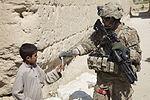 Patrol in Sayghani, Parwan province, Afghanistan 140927-A-QR427-156.jpg