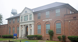 Fort Valley State University - Patton Hall