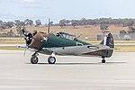 Paul Bennet Airshows (VH-WWY) CAC Wirraway taxiing at Wagga Wagga Airport (1).jpg